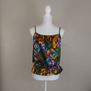 Old Navy floral top size small